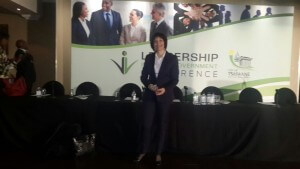 11 May 2015 City Of Tshwane Leadership in Local Government Conference