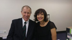 Prof Tim Noakes and Dr Janette Minnaar