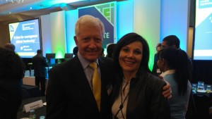 Mr Brand Pretorius and Dr Janette Minnaar